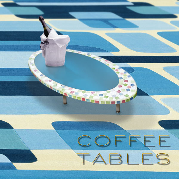 COFFEE TABLES. ART, DESIGN AND LUXURY